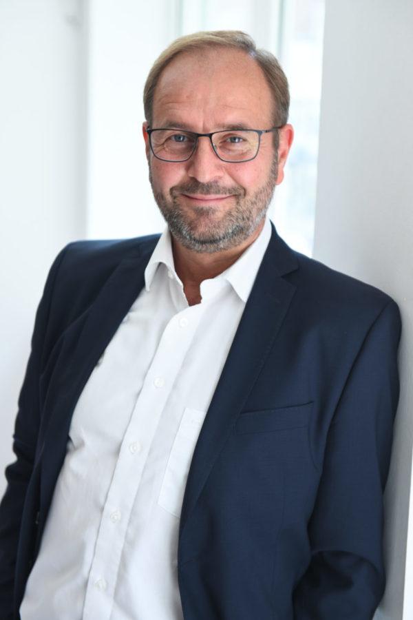 Dierk Böckenholt Hauptgeschäftsführer